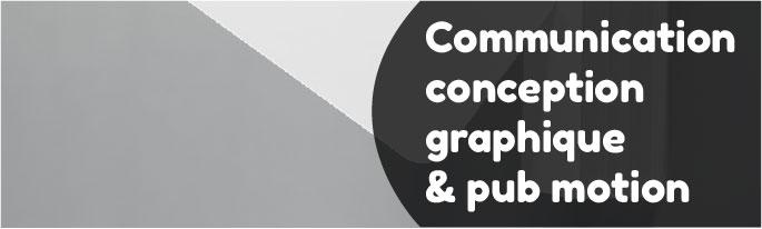 Création logo, Nom de marque, Motion design, Habillage TV, Générique...