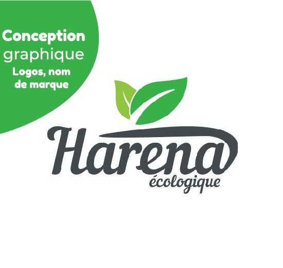 Création logo, nom de marque, maquette, mockup