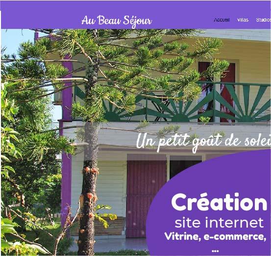 Site vitrine, Site e-commerce, Blog